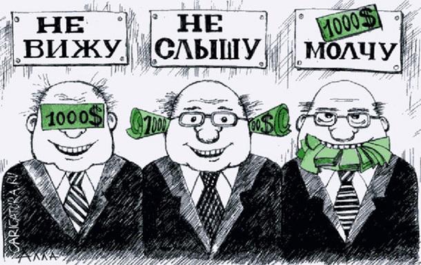 Государство-коррупционер