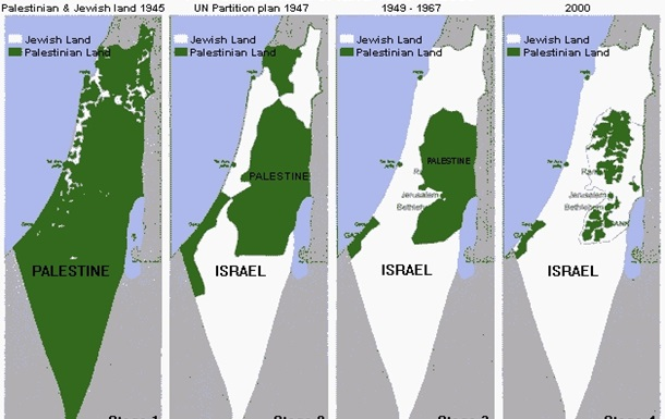 Евреи и палестинцы