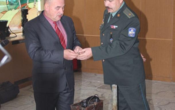 У Львові пошуковці передали військовому музею артефакти часів Другої Світової