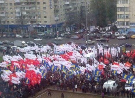 Чого очікувати від Майдану 2012?