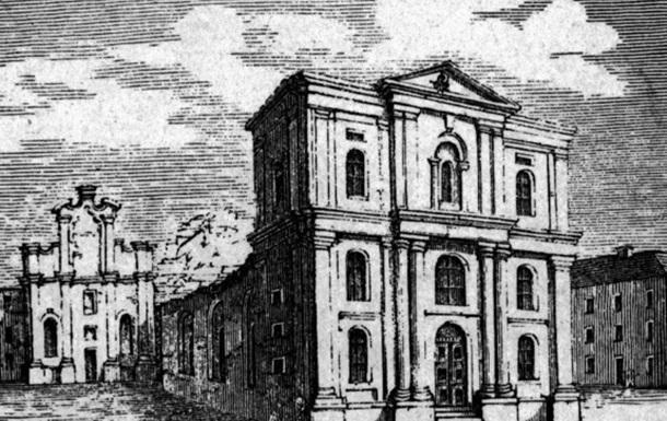 Українські книгозбірні XVII-XVIII століття