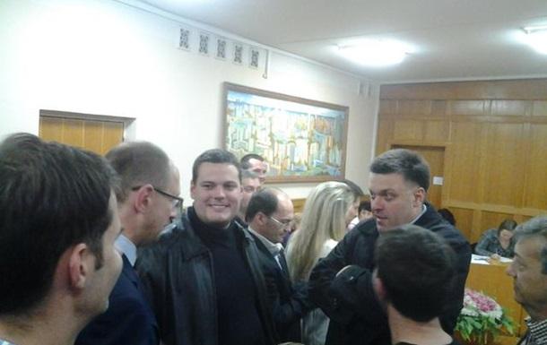 На 215 округе победил Андрей Ильенко
