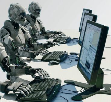 Первые шаги отечественных торговых роботов