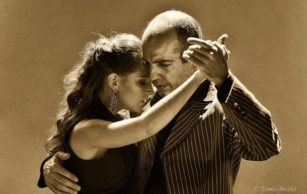 Киевляне снова танцуют танго