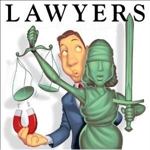 К дню юриста, о 5-ти не совсем юристах