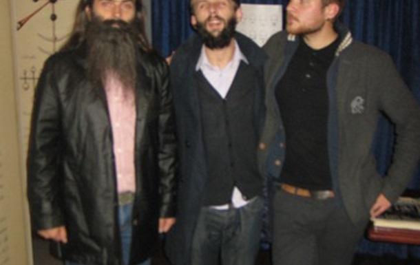 Геннадий Гаянский, учредитель «Клуба бородачей Украины»