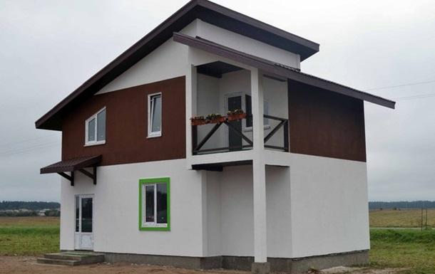 Показ дома в коттеджном комплексе  Святополе   для молодых семей  от  Сервус