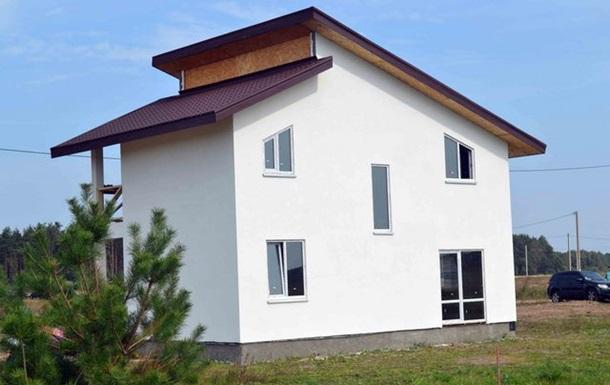 Показ дома в коттеджном комплексе для молодых семей