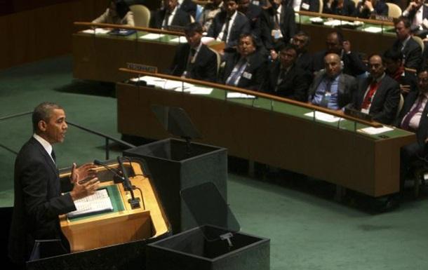 Український переклад промови Президента США на 67-й сесії Генасамблеї ООН