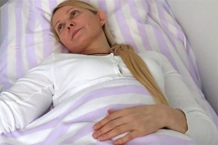 Родственники Тимошенко плюют на ее судьбу. ФОТО (продолжение)