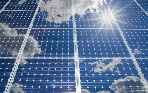 Зеленый  тариф: Не нужно нам солнце Китая?!