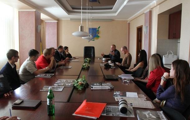 Встреча с луганскими блоггерами состоялась