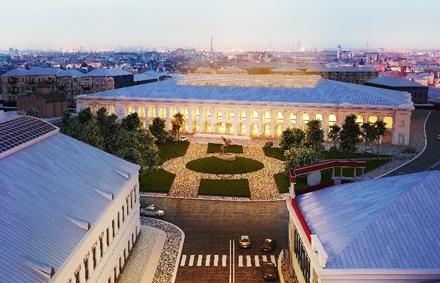 """Зауваження до проекту """"Реконструкція будівлі Гостинного двору"""""""