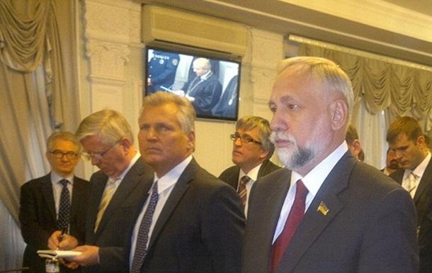 Лист до Президента України щодо виборів — вже читають англійською