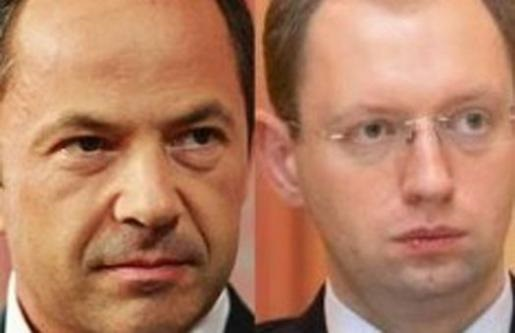 Банальные дебаты Батьківщини и ПР
