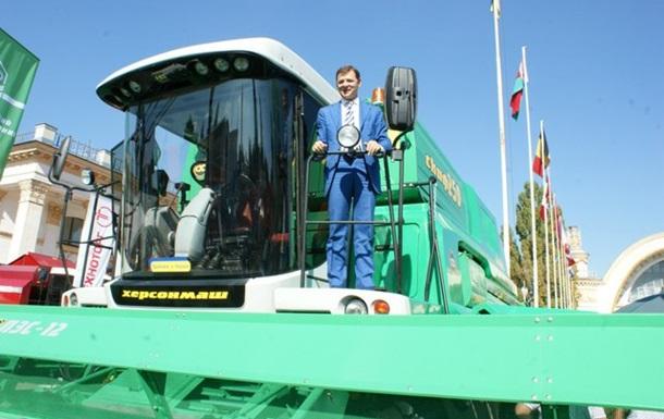 Не віддамо наші поля під імпортні трактори!