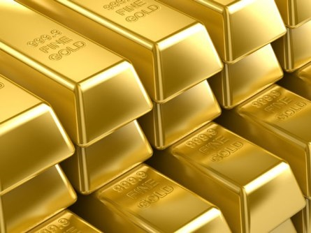 в западной Европе проверяют свои запасы золота