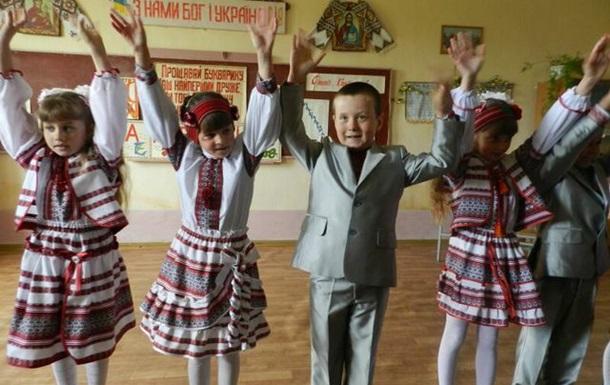 Російська мова вже в школах Житомира