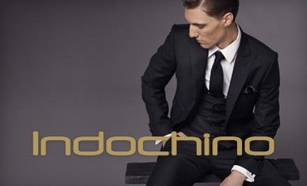Indochino: онлайн-продавец мужской одежды на заказ