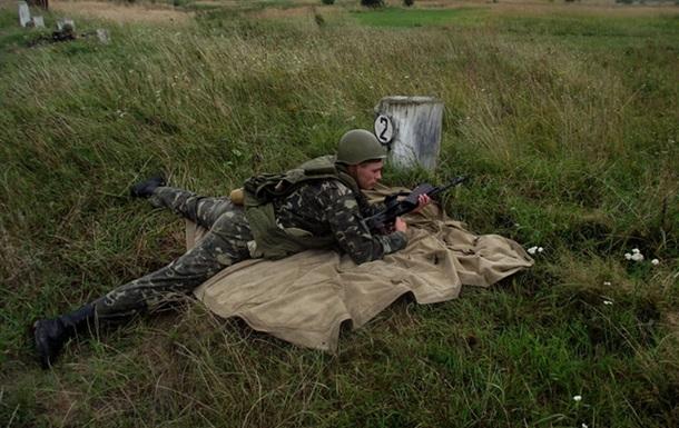 У Володимир-Волинському гарнізоні відбулися бойові стрільби