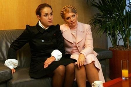 Почему Тимошенко молчит о Королевской и Ляшко?