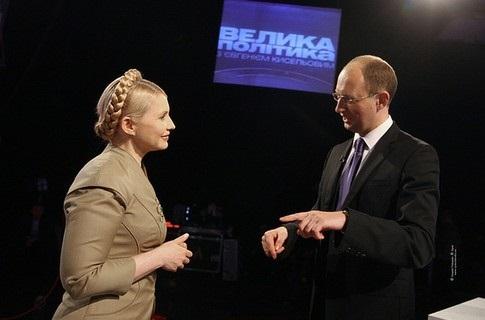 Тимошенко проиграла эволюционную борьбу?