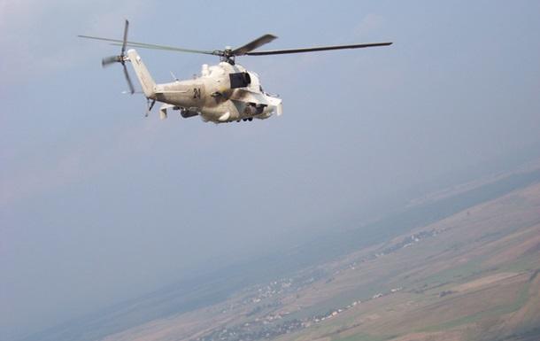 Львівські військові вертолітники готуються до наступної ротації у Конго