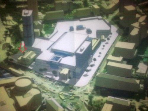 Малу оперу «поглине» новий торговий центр? (ФОТО)