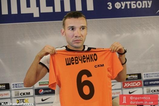 Шевченко Шевченку про Шевченка