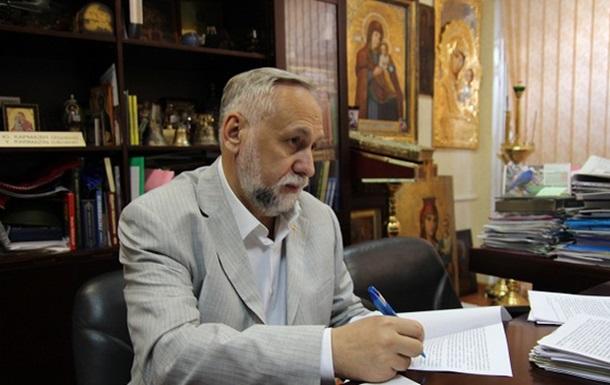 Чи побачить Президент під Азаровським розпорядженням  захоплення Лаври