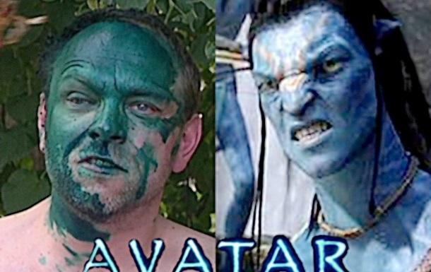 АВАТАР, или сам себе инопланетянин Власенко