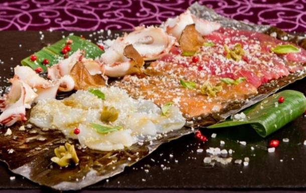 Ресторан и мьюзик бар «SEREBRO» презентовал обновленное меню
