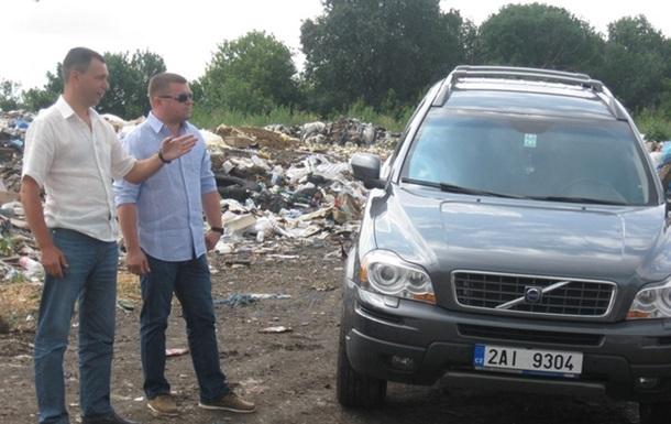 Чеські інвестори зацікавились будівництвом сміттєпереробного заводу в Козятині