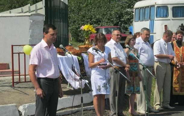 Ігор Зубко подарував оновленому дитсадочку музичний центр