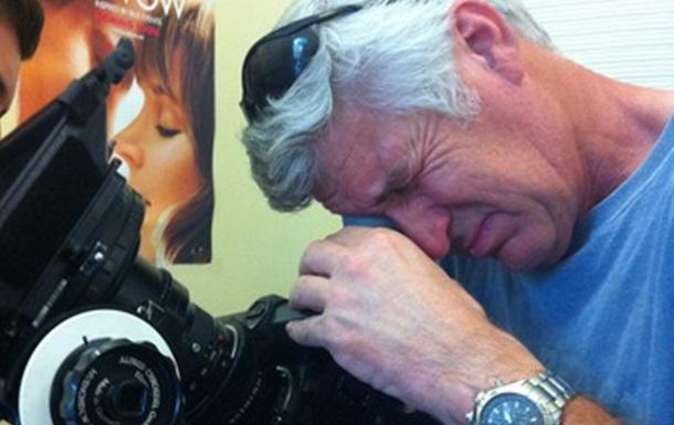 Голливудский оператор приехал снимать украинское кино