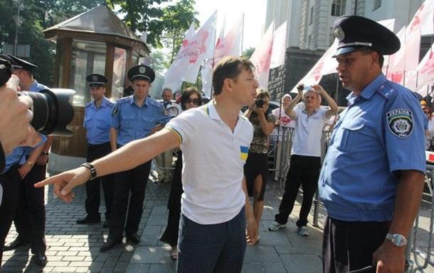І у Москві захищаю нашу мову