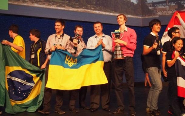 Утюг, кастрюля и судочек помогли украинцам победить в техническом соревновании