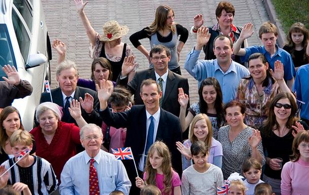 На знак пошани до британців в Україні