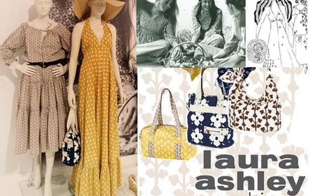 Laura Ashley как икона стиля