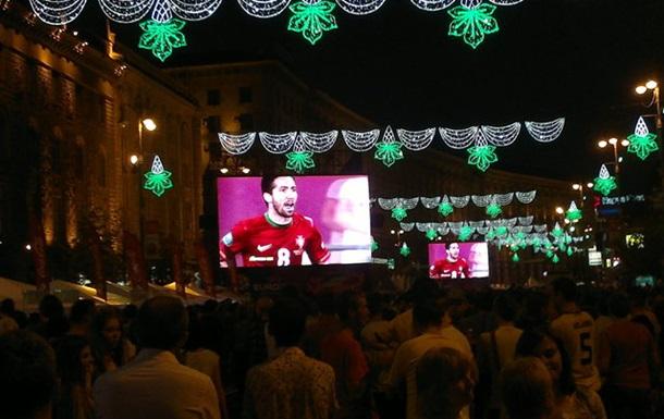 ЄВРО. Київ. День другий (фото+відео)