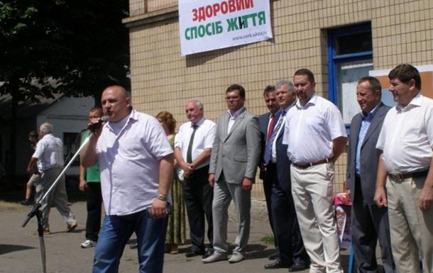 В Козятині пройшов турнір по футболу  присвячений відкриттю ЄВРО-2012