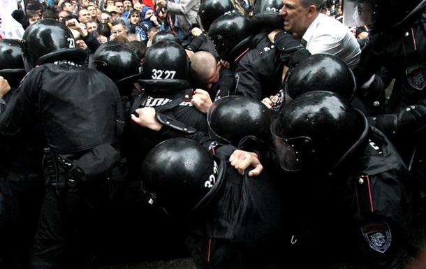 ПРО МОВУ, СЛЬОЗОГІННИЙ ГАЗ ТА СПЕЦПІДРОЗДІЛ ВВ МВС  БАРС !!! (+ФОТО/ВІДЕО)