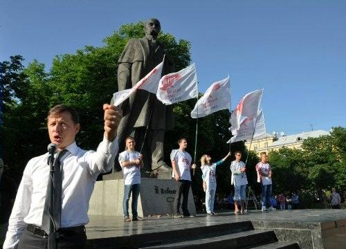 Вимагаємо провести вибори мера Києва