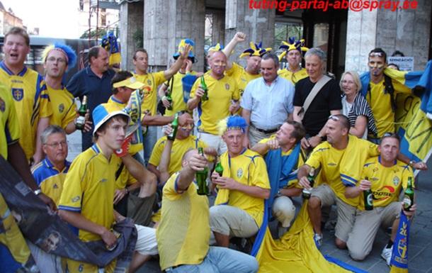 Киевские чиновники, шведский фан-кемп и Полтавская битва