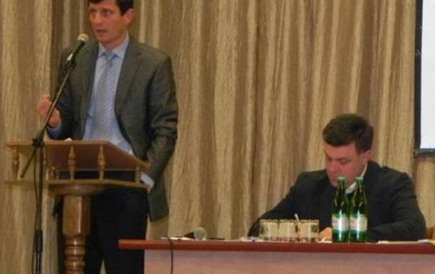 О.Тягнибок: в парламент любою ціною.