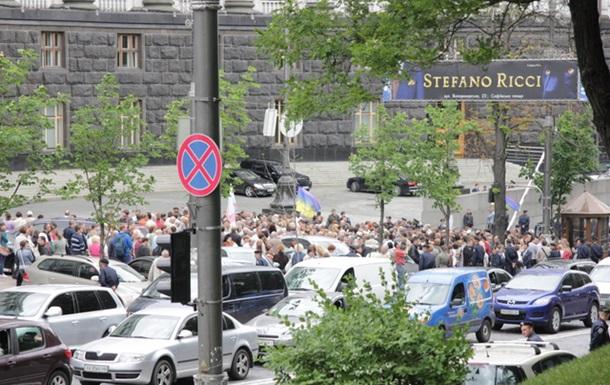 Мирные протесты - за или против?