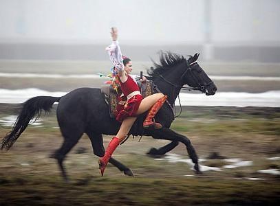 Не хочу принца, хочу коня!