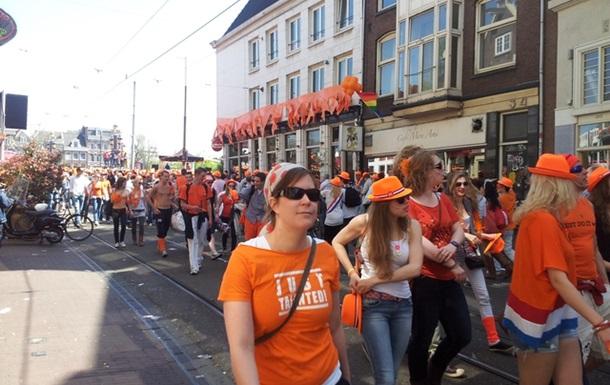 День королевы: оранжевое попоище