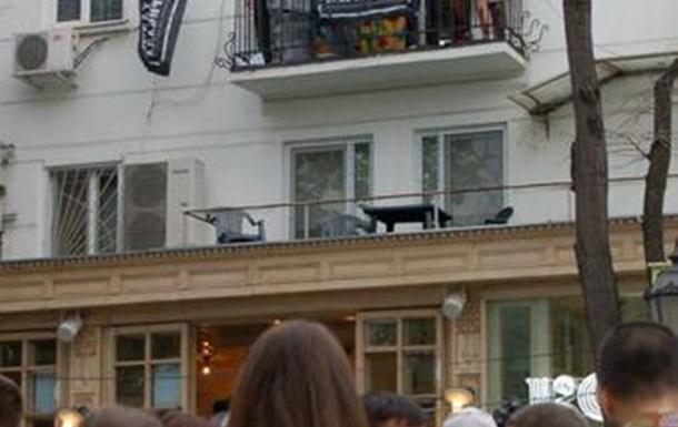 Барикада на балконах . Звіт-подяка :)