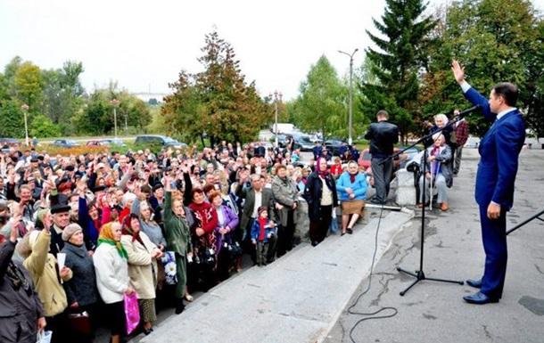 Кличко продав Київ Партії регіонів